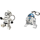 more details on LEGO® LED Lite Key Light - R2-D2 & Storm Trooper Twin Pack.