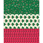 more details on Traditional Christmas 5 Metre Gift Wrap - 3 Pack.