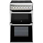 more details on Indesit IT50C1XXS Electric Cooker - Stainless Steel.