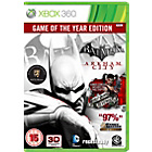 more details on Batman Arkham City - GOTY Ed - Xbox 360 Game.