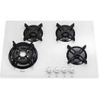 more details on Whirlpool AKT466WH Gas Hob - White.