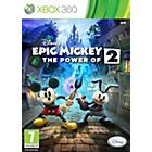 more details on Epic Mickey 2 - Power of the Two Xbox 360 Game.