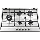 more details on Whirlpool AKR317IX Gas Hob - Stainless Steel.
