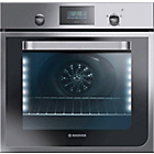 more details on Hoover HO423VX Single Electric Oven - Stainless Steel.