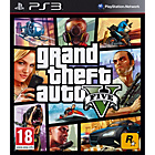 more details on Grand Theft Auto V PS3 Game.