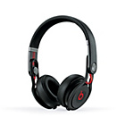 more details on Beats by Dre Mixr Over-Ear Headphones - Black.