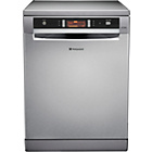 more details on Hotpoint FDUD51110X Dishwasher - Stainless Steel.