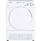 more details on Candy GCC590NB Condenser Tumble Dryer - White/Exp Del.