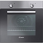 more details on Candy FP206 Single Electric Oven - Stainless Steel.