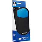 more details on 4Gamers Licensed PS Vita Travel Case - Blue.