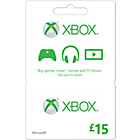 more details on Xbox LIVE �15 Gift Card.