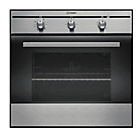 more details on Indesit FIM31KAIX Single Electric Oven - Stainless Steel.