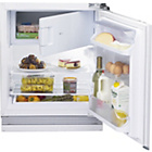 more details on Hotpoint HUT1622 Built-In Under Counter Fridge - White.