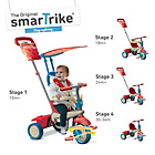 more details on Smart Trike 4-in-1 Trike - Vanilla.