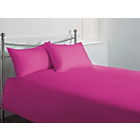 more details on ColourMatch Funky Fuchsia Bedding Set - Double.