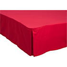 more details on ColourMatch Poppy Red Valance - Single.
