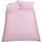 more details on ColourMatch Bubblegum Pink Bedding Set - Double.