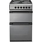 more details on Indesit IT50EMS Twin Cavity Electric Cooker - Inst/Del/Rec.