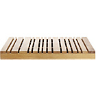more details on Habitat Wood Slatted Oak Bath Mat.