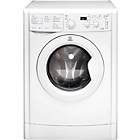 more details on Indesit IWDD7123 Washer Dryer - White.