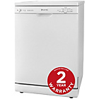 more details on Russell Hobbs RHDW2 Full Size Dishwasher - White/Ins/Del/Rec