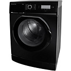more details on Russell Hobbs RH1250TB 7KG 1200 Spin Washing Machine - Black
