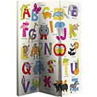more details on Animals ABC Room Divider - Multicoloured.