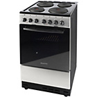 Russell Hobbs RHEC1SW Single Electric Cooker - S Steel
