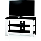 more details on Sonorous HG 830-WHT TV Stand - White and Black.