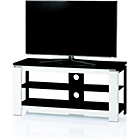 more details on Sonorous HG 1030-WHT TV Stand - White and Black.