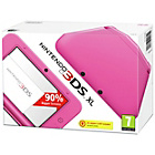 more details on Nintendo 3DS XL Console - Pink.