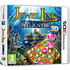 more details on Jewel Link - Legends of Atlantis - Nintendo 3DS Game.