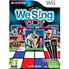 more details on We Sing 80's Game with 2 Mics - Nintendo Wii Game.