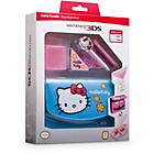 more details on Official Licensed Hello Kitty Blue Pack for 3DS and Dsi.