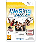 more details on We Sing Encore Game Only - Wii Game.