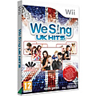 more details on We Sing UK Game Only - Wii Game.