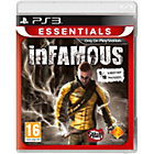 more details on Essentials - InFamous - PS3 Game.