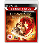 more details on Essentials - Heavenly Sword - PS3 Game.
