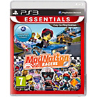 more details on Essentials - ModNation Racers - PS3 Game.