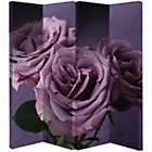 more details on Roses Room Divider - Pink.
