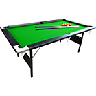 more details on Mightymast Hustler 7ft Foldup Pool Table.