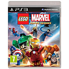 more details on LEGO Marvel - PS3 Game.