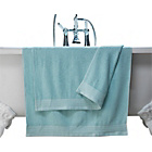 more details on ColourMatch Pair of Bath Towels - Jellybean Blue.