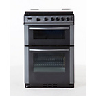 more details on Bush AG66TA Gas Cooker- Anthracite/Exp Del.