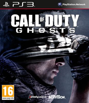 Call of Duty: Ghosts - PS3 Game