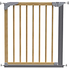 more details on BabyDan Designer Pressure Fit Safety Gate - Beech.