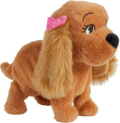 Club Petz Lucy Animated Plush Dog - Walmart.com
