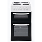 more details on Beko BD531A Single Electric Cooker - White/Exp.Del.
