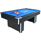 more details on Mightymast Speedster 7ft Slate Bed Pool Table - Black.