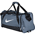 more details on Nike Brasilia Small Holdall - Grey.